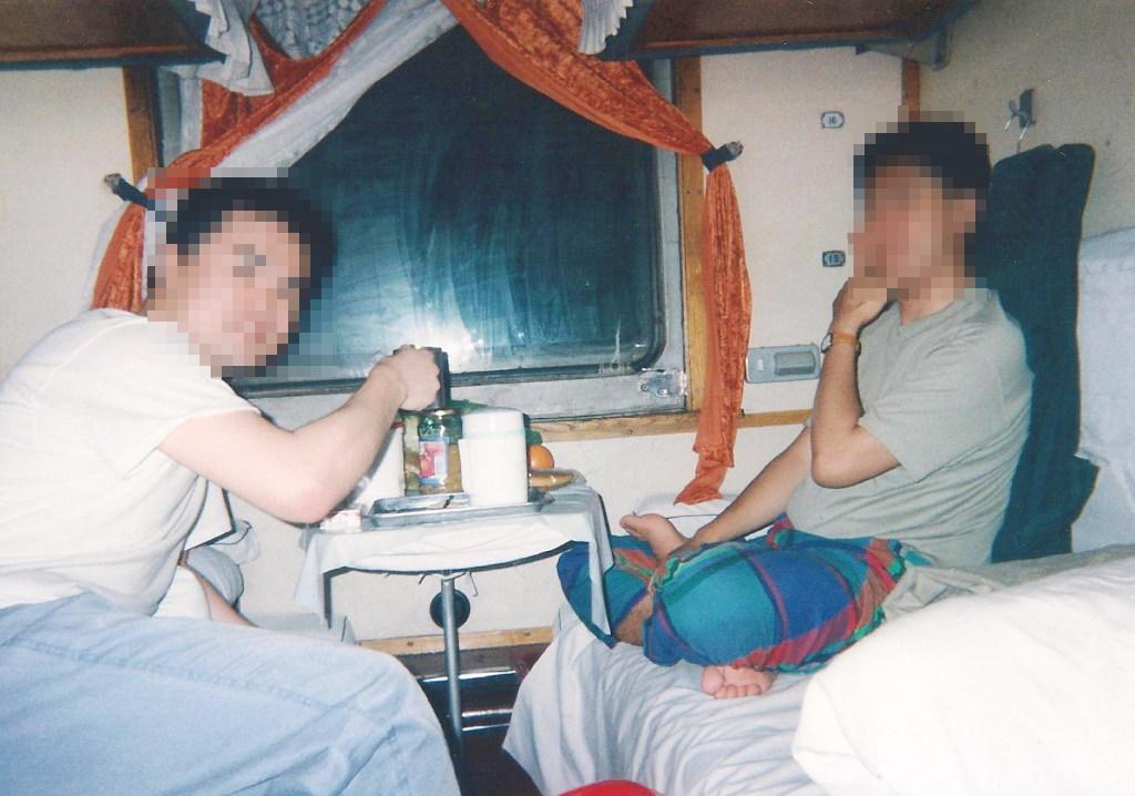 ユーラシア大陸鉄道横断旅行 Go West!1996その15・西安・西安・大慈恩寺と大雁塔-1521