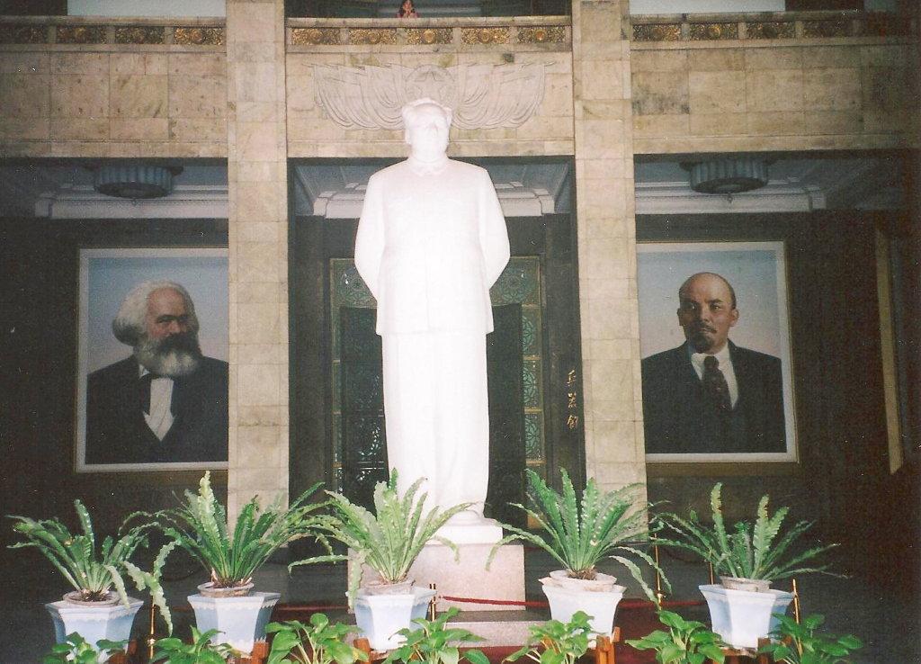 ユーラシア大陸鉄道横断旅行 Go West!1996その32・北京・軍事博物館とシベリア特急-3208