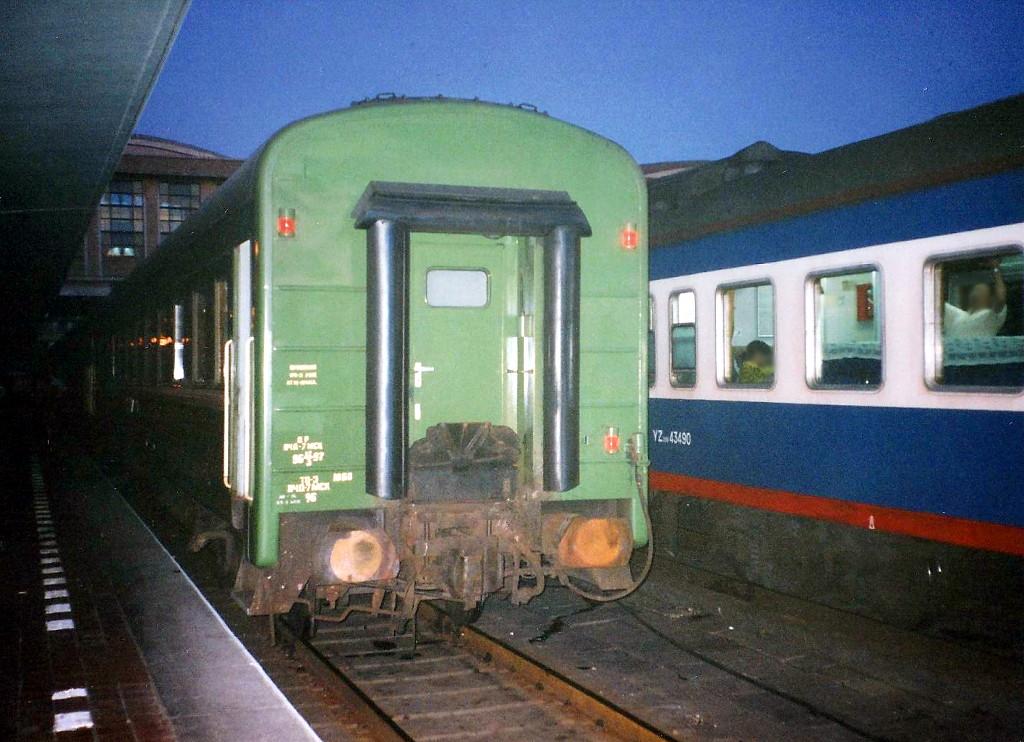 ユーラシア大陸鉄道横断旅行 Go West!1996その32・北京・軍事博物館とシベリア特急-3214
