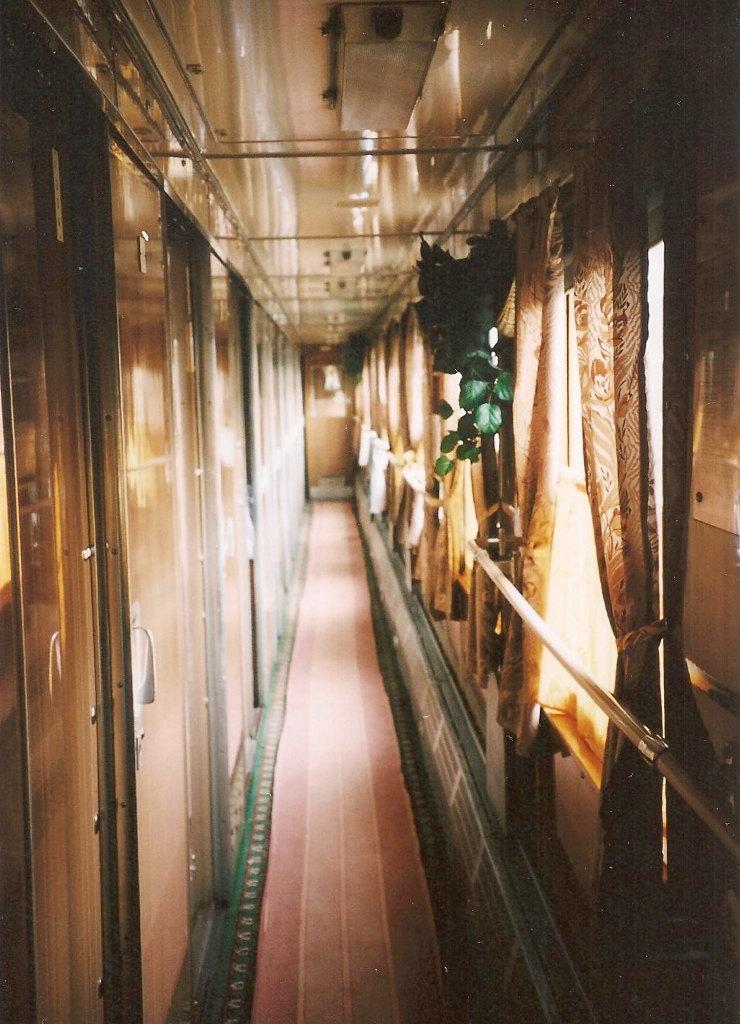 ユーラシア大陸鉄道横断旅行 Go West!1996その32・北京・軍事博物館とシベリア特急-3221