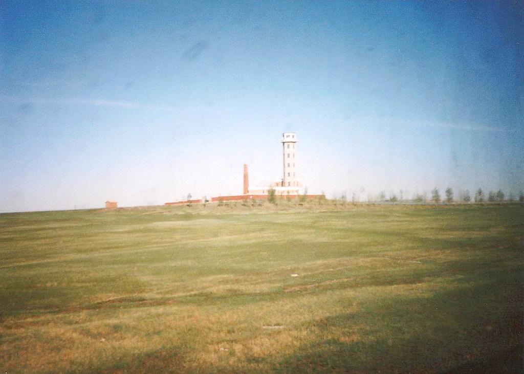 ユーラシア大陸鉄道横断旅行 Go West!1996その33・シベリア特急「ボストーク」号・満洲里からザバイカリスクへ中露国境越え-3304