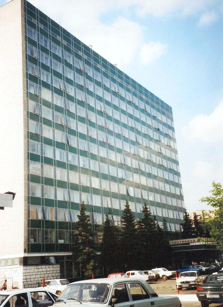 ユーラシア大陸鉄道横断旅行 Go West!1996その36・モスクワ・クレムリンと赤の広場-3601
