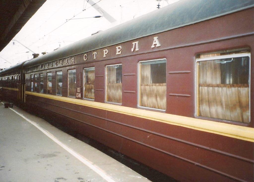ユーラシア大陸鉄道横断旅行 Go West!1996その37・サンクトペテルブルグからヘルシンキへ-3703