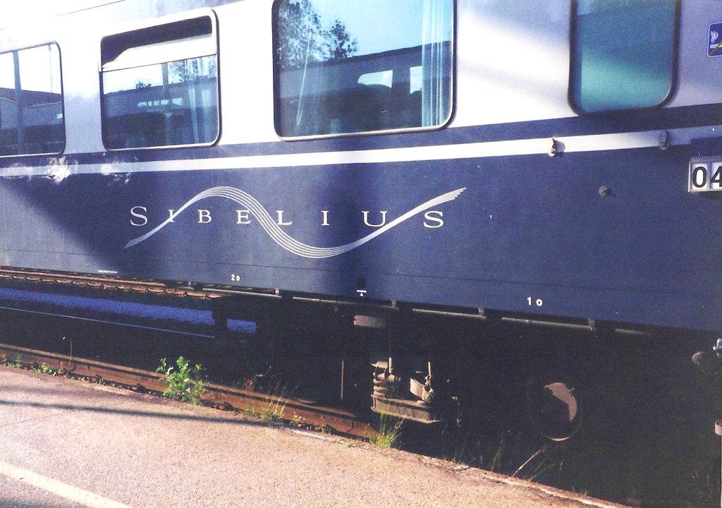 ユーラシア大陸鉄道横断旅行 Go West!1996その37・サンクトペテルブルグからヘルシンキへ-3711