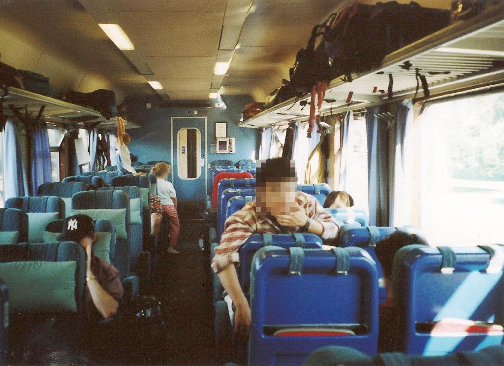 ユーラシア大陸鉄道横断旅行 Go West!1996その37・サンクトペテルブルグからヘルシンキへ-3713