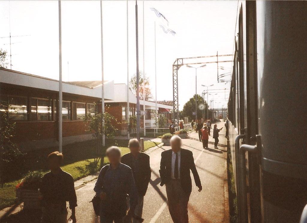 ユーラシア大陸鉄道横断旅行 Go West!1996その37・サンクトペテルブルグからヘルシンキへ-3715