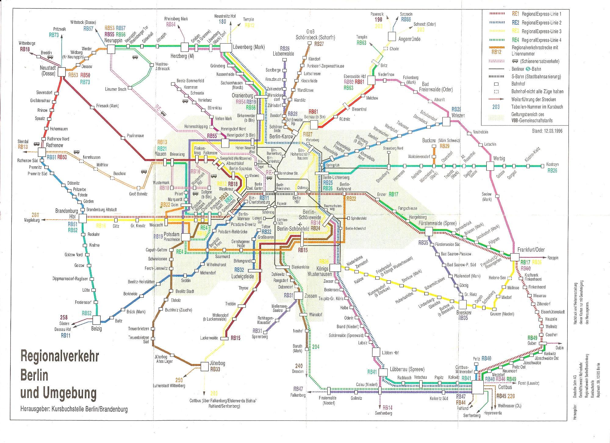 ユーラシア大陸鉄道横断旅行 Go West!1996その43・ベルリン・ベルリンの壁とミトローパ-4305