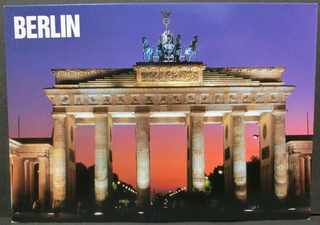 ユーラシア大陸鉄道横断旅行 Go West!1996その43・ベルリン・ベルリンの壁とミトローパ-4310