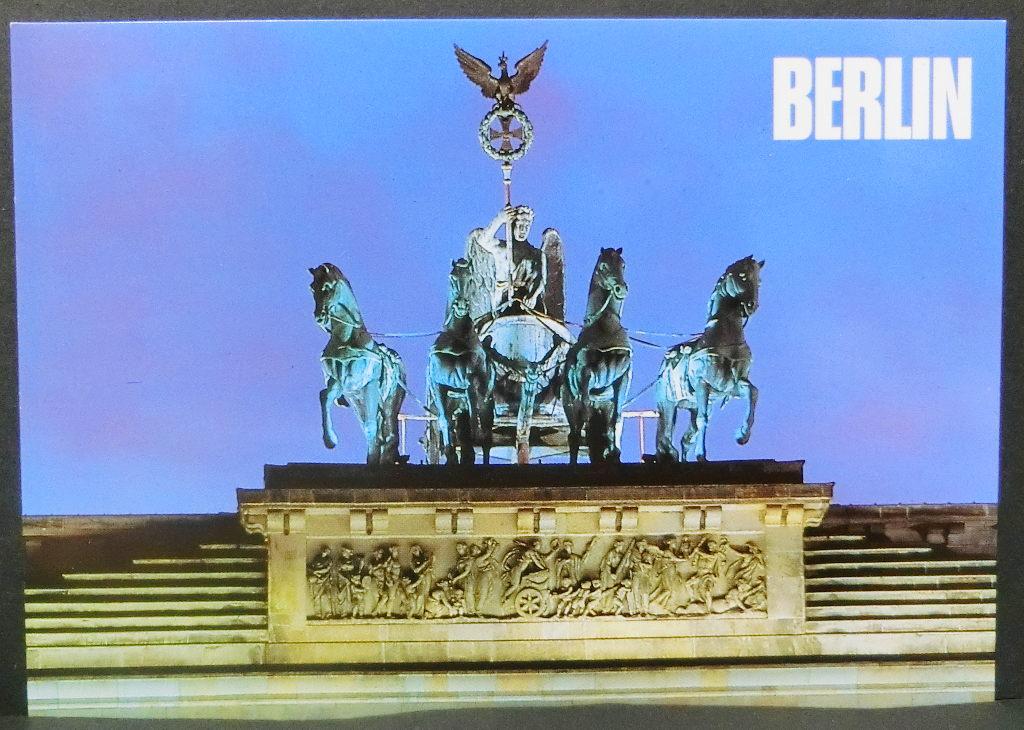 ユーラシア大陸鉄道横断旅行 Go West!1996その43・ベルリン・ベルリンの壁とミトローパ-4311