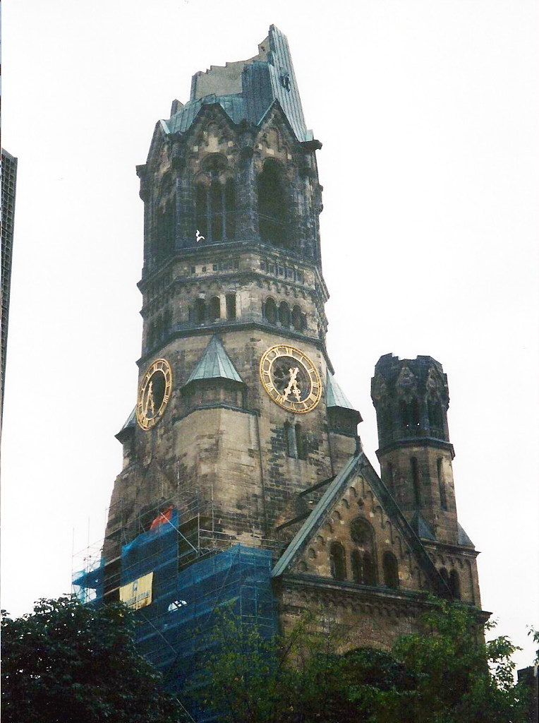ユーラシア大陸鉄道横断旅行 Go West!1996その43・ベルリン・ベルリンの壁とミトローパ-4324