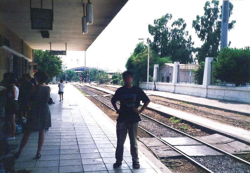 ユーラシア大陸鉄道横断旅行 Go West!1996その68・パトラからアテネへ-6804