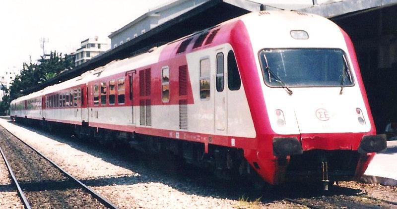 ユーラシア大陸鉄道横断旅行 Go West!1996その68・パトラからアテネへ-6805