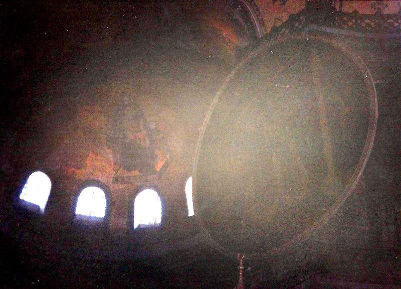 ユーラシア大陸鉄道横断旅行 Go West!1996その76・イスタンブール・宮殿とモスクを見学-7608