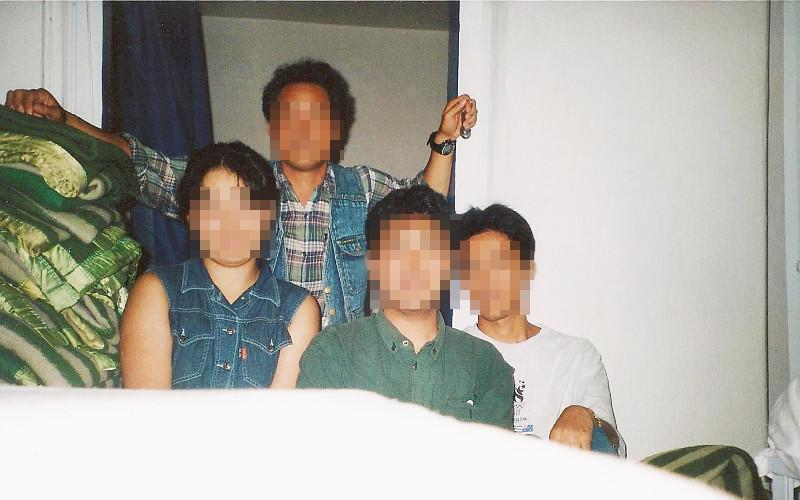 ユーラシア大陸鉄道横断旅行 Go West!1996その79・イスタンブール・仲間との別れと日本人達との出会い-7902