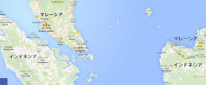 ユーラシア大陸鉄道横断旅行 Go West!1996その82・カラチからシンガポールへ-8201