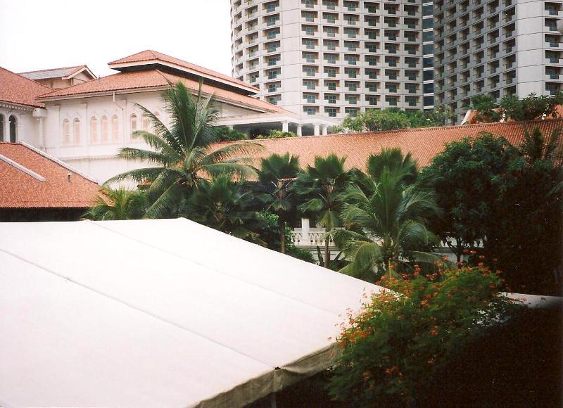 ユーラシア大陸鉄道横断旅行 Go West!1996その83・シンガポール・街歩き-8308