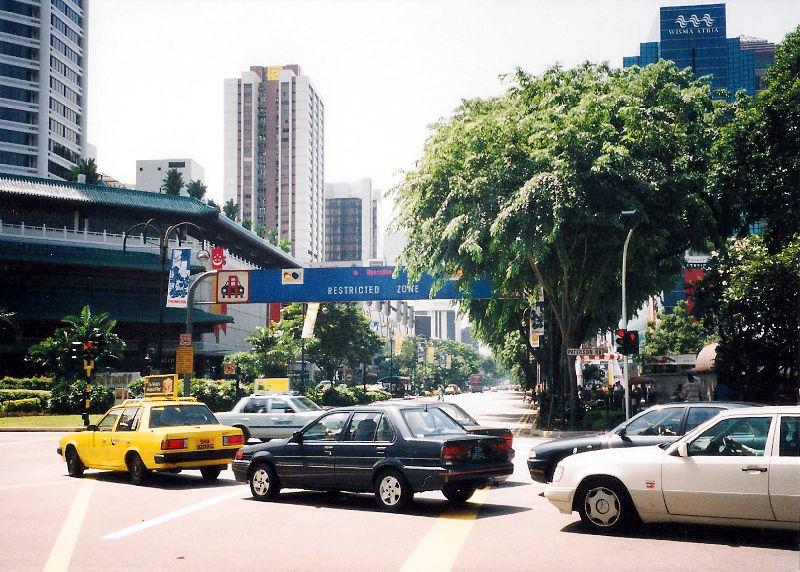 ユーラシア大陸鉄道横断旅行 Go West!1996その85・シンガポール・セントーサ島-8501