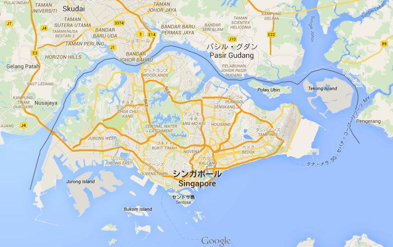 ユーラシア大陸鉄道横断旅行 Go West!1996その85・シンガポール・セントーサ島-8502