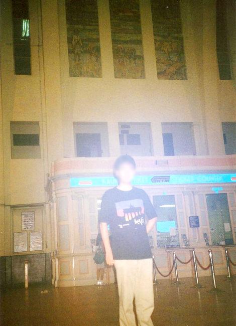 ユーラシア大陸鉄道横断旅行 Go West!1996その87・シンガポール・街歩きと夜行列車-8721