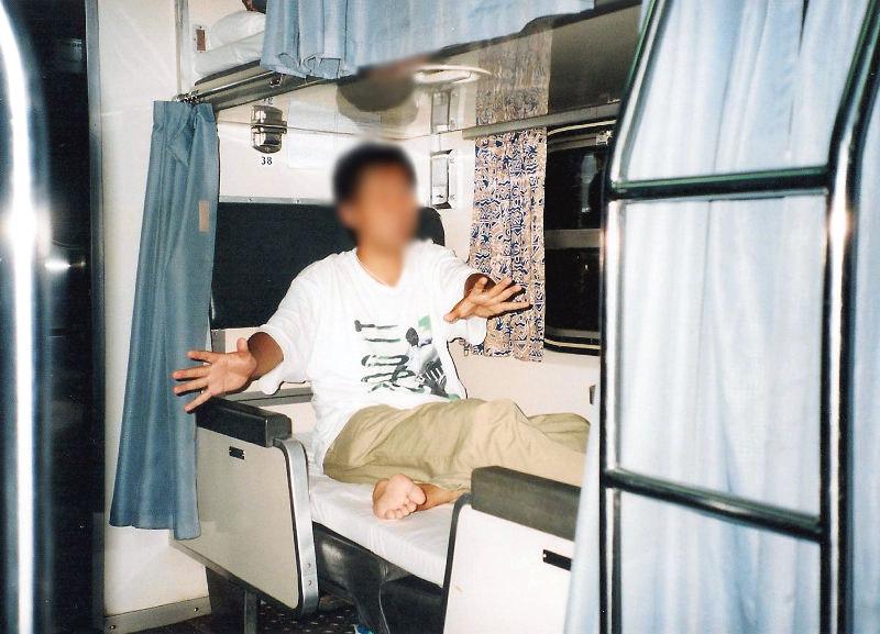 ユーラシア大陸鉄道横断旅行 Go West!1996その87・シンガポール・街歩きと夜行列車-8728