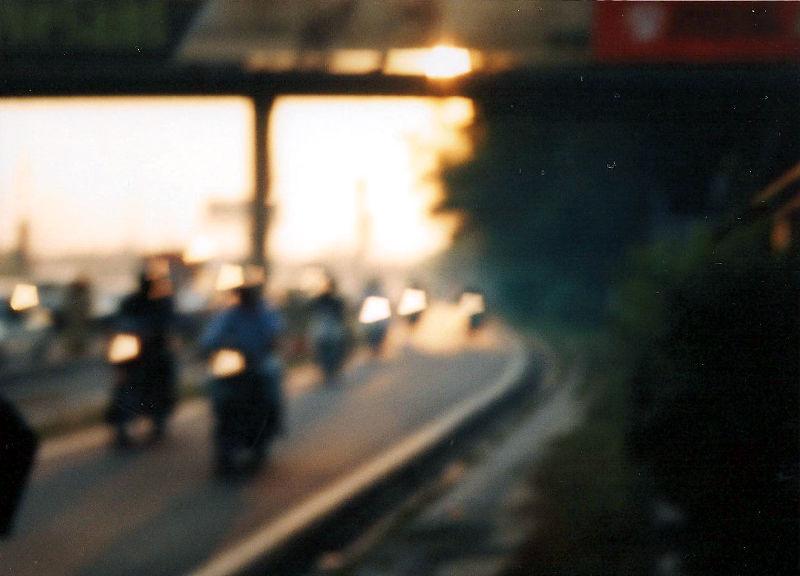 ユーラシア大陸鉄道横断旅行 Go West!1996その88・クアラルンプール・お盆の墓参り-8808