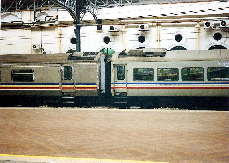 ユーラシア大陸鉄道横断旅行 Go West!1996その90・クアラルンプールからシンガポールへ-9004