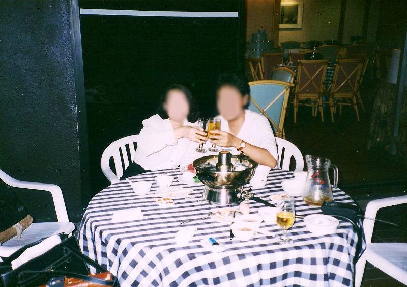 ユーラシア大陸鉄道横断旅行 Go West!1996その91・シンガポール・街歩きと最後の晩餐-9113