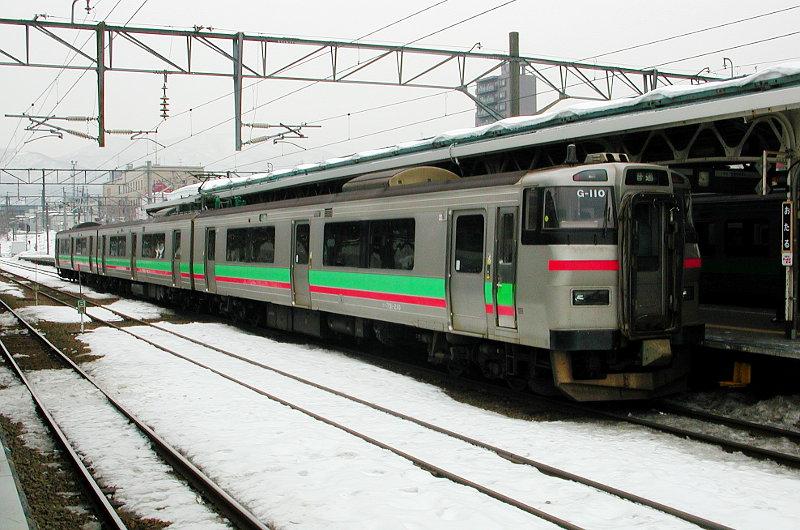 小樽駅-7110