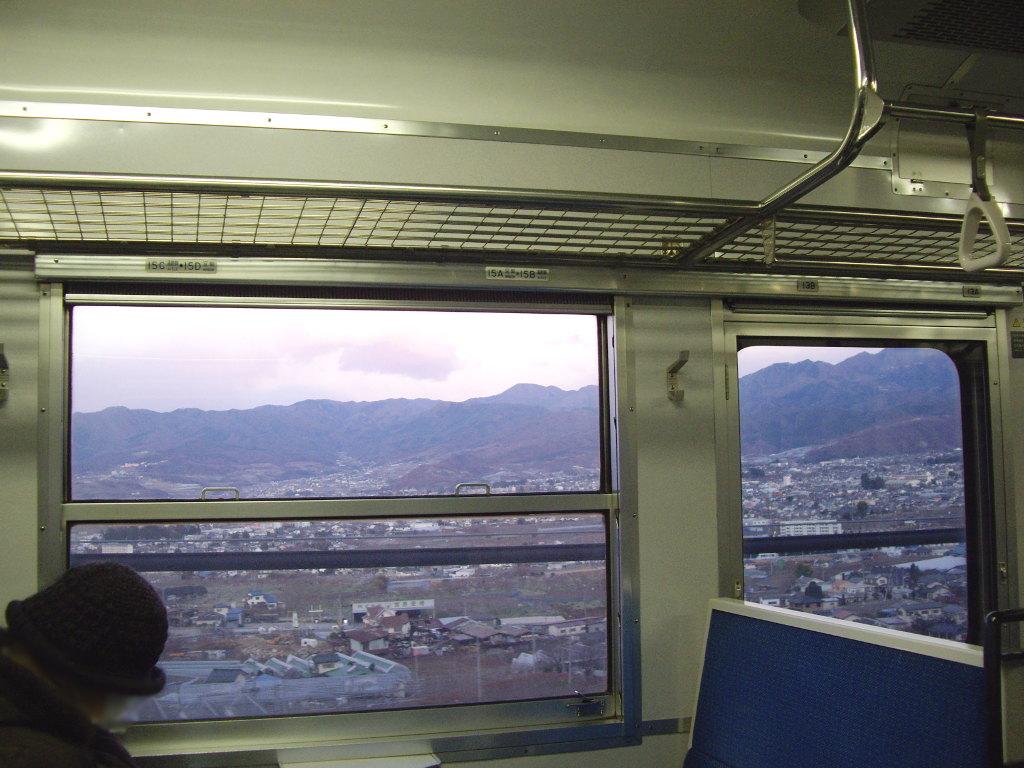 はるかなる北陸路・その1・青春18きっぷで東京から金沢へ2009冬-1106