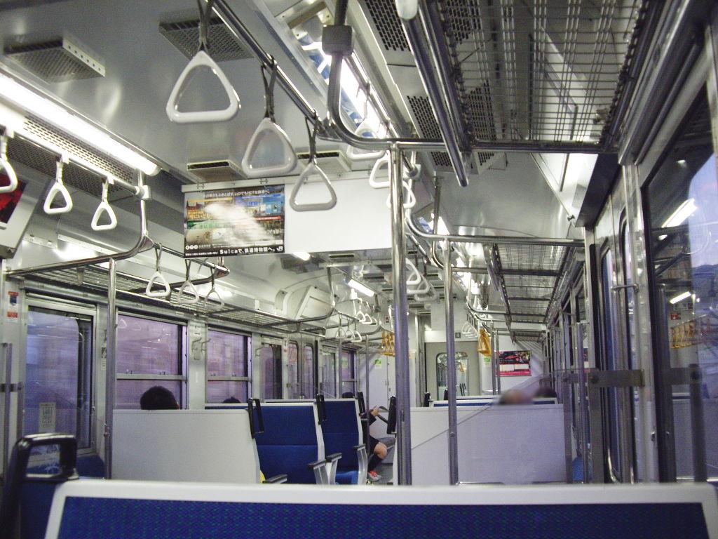 はるかなる北陸路・その1・青春18きっぷで東京から金沢へ2009冬-1107