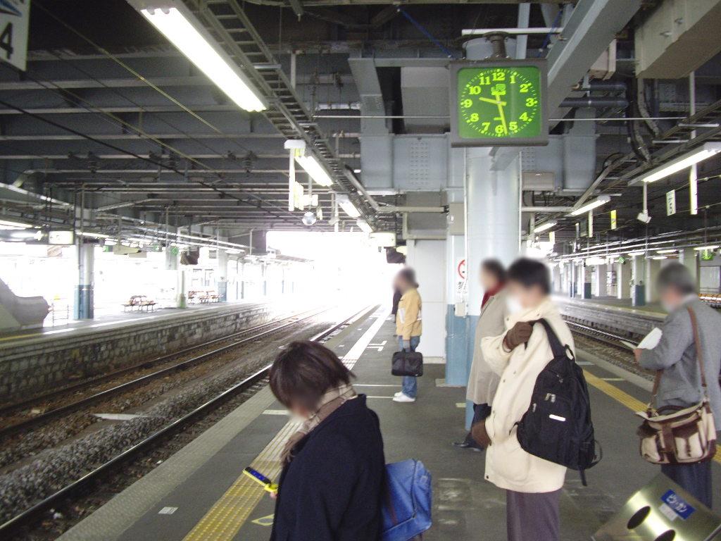 はるかなる北陸路・その1・青春18きっぷで東京から金沢へ2009冬-1108