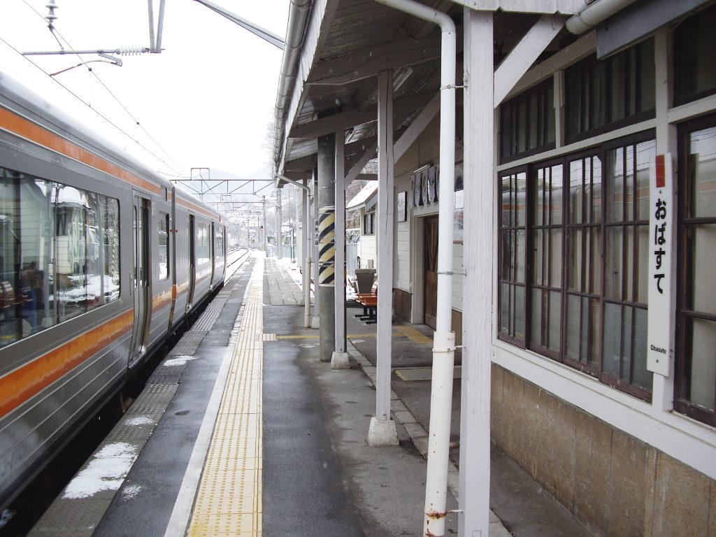 はるかなる北陸路・その1・青春18きっぷで東京から金沢へ2009冬-1110