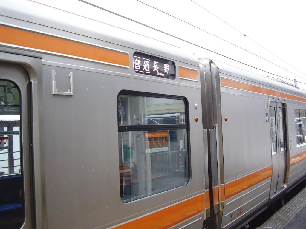 はるかなる北陸路・その1・青春18きっぷで東京から金沢へ2009冬-1111