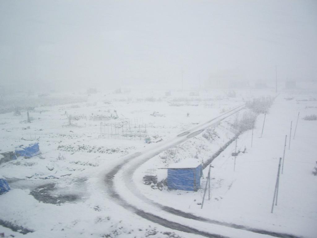 はるかなる北陸路・その1・青春18きっぷで東京から金沢へ2009冬-1117