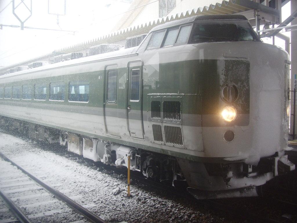 はるかなる北陸路・その1・青春18きっぷで東京から金沢へ2009冬-1118