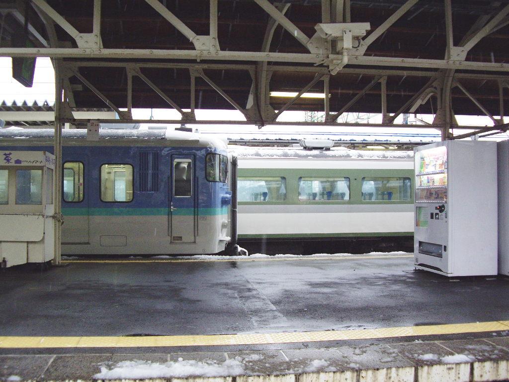 はるかなる北陸路・その1・青春18きっぷで東京から金沢へ2009冬-1124