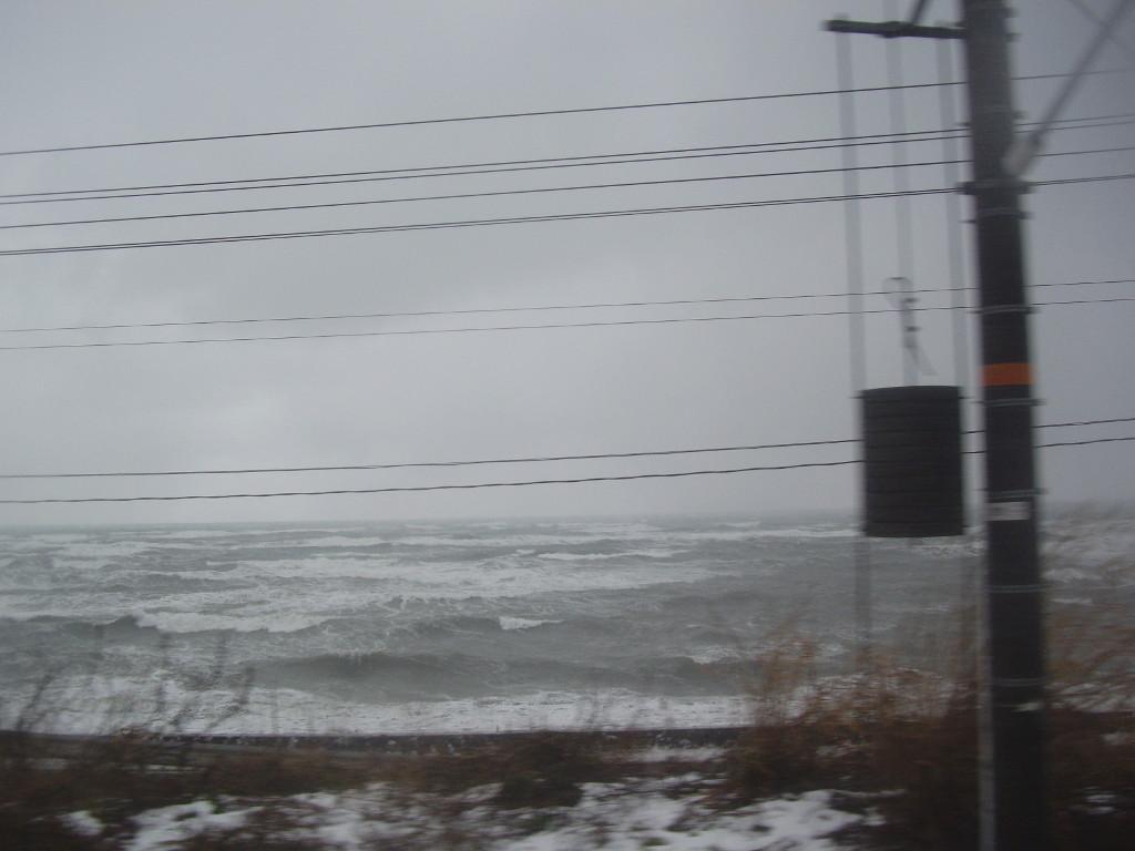 はるかなる北陸路・その1・青春18きっぷで東京から金沢へ2009冬-1125