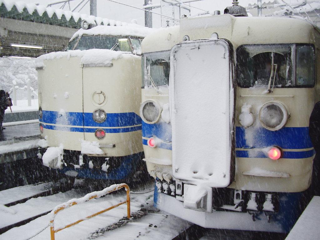 はるかなる北陸路・その1・青春18きっぷで東京から金沢へ2009冬-1131