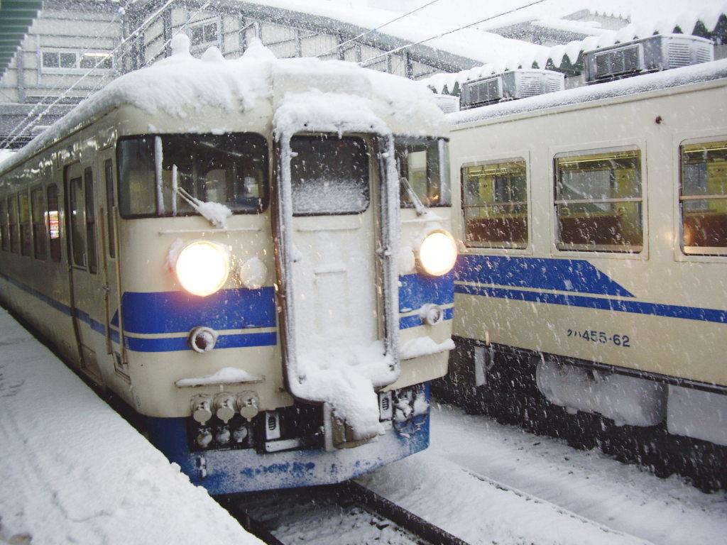 はるかなる北陸路・その1・青春18きっぷで東京から金沢へ2009冬-1132