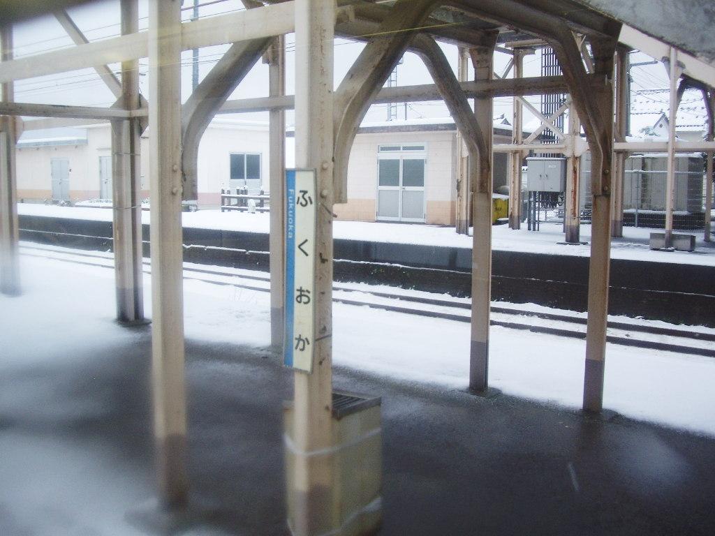 はるかなる北陸路・その1・青春18きっぷで東京から金沢へ2009冬-1133
