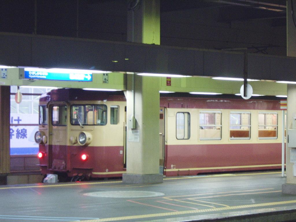はるかなる北陸路・その1・青春18きっぷで東京から金沢へ2009冬-1136