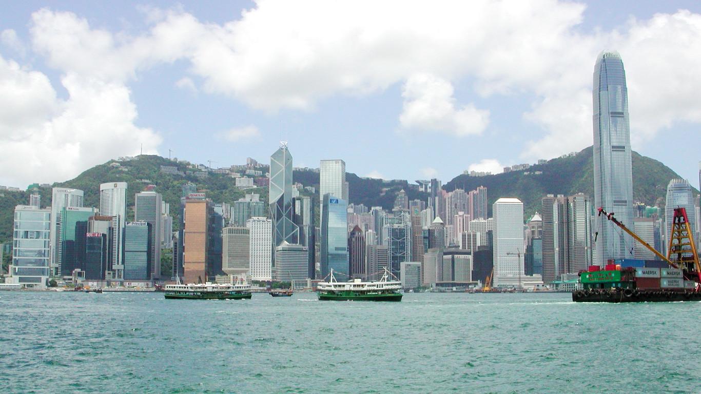 花粉症休暇で香港へ2018春・その1-2102