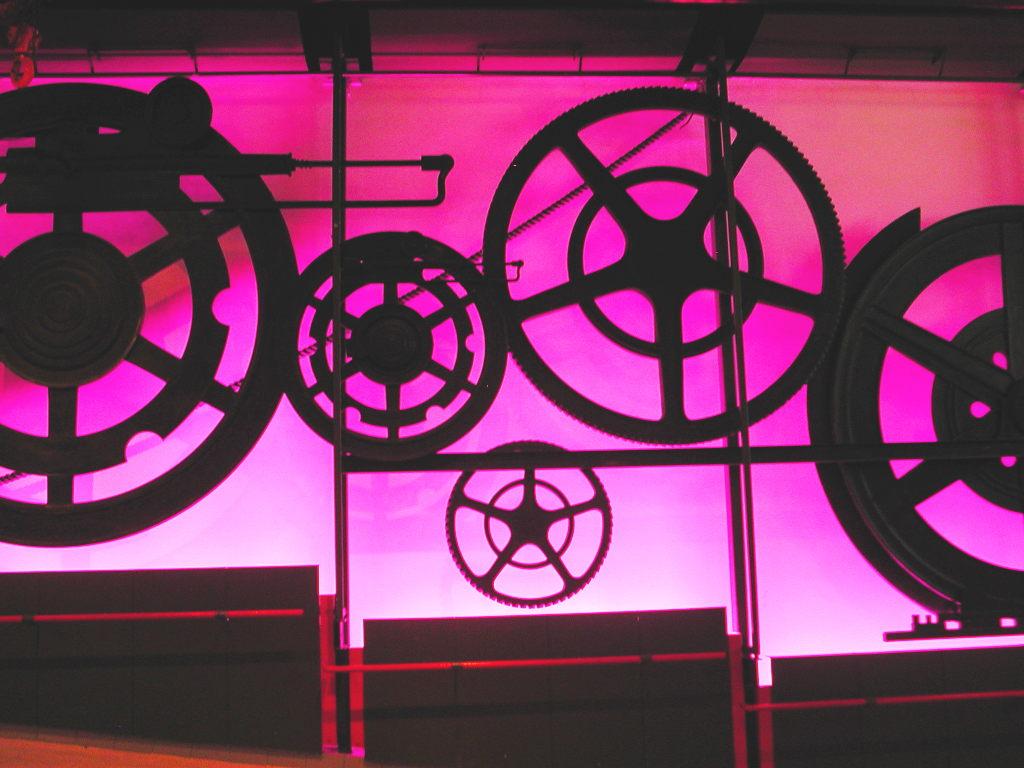 香港・小心地滑友の会 その3・ピークトラム(山頂)と夜景2008秋-0318