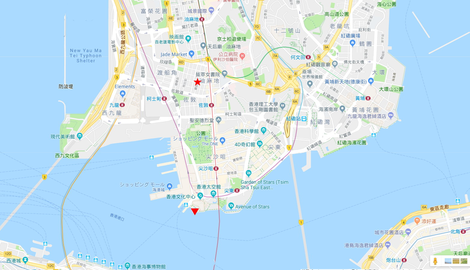 香港・小心地滑友の会 その17・廟街の堂泰海鮮菜館2018春-1702