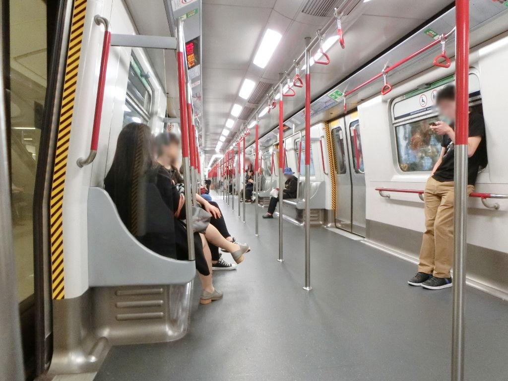 香港・小心地滑友の会 その18・地下鉄新線探検・南港島綫2018春-1807