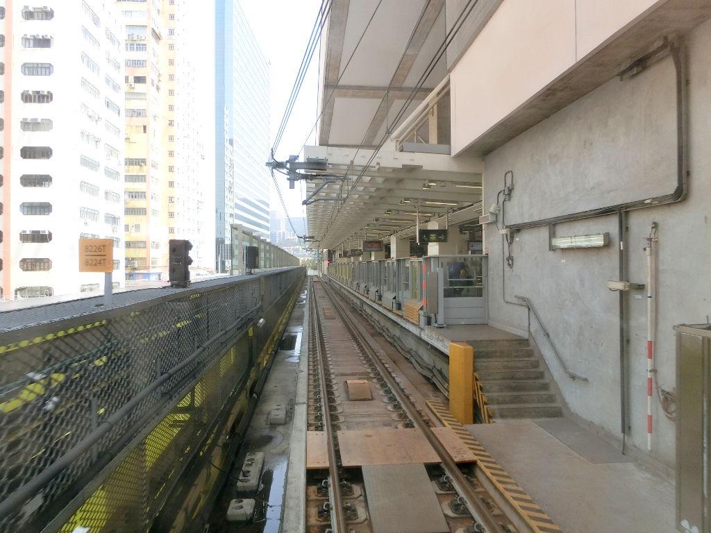 香港・小心地滑友の会 その18・地下鉄新線探検・南港島綫2018春-1839