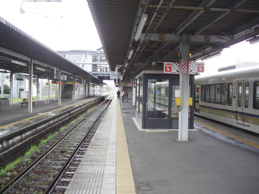 奈良・春の嵐と関西線2013その1-7108