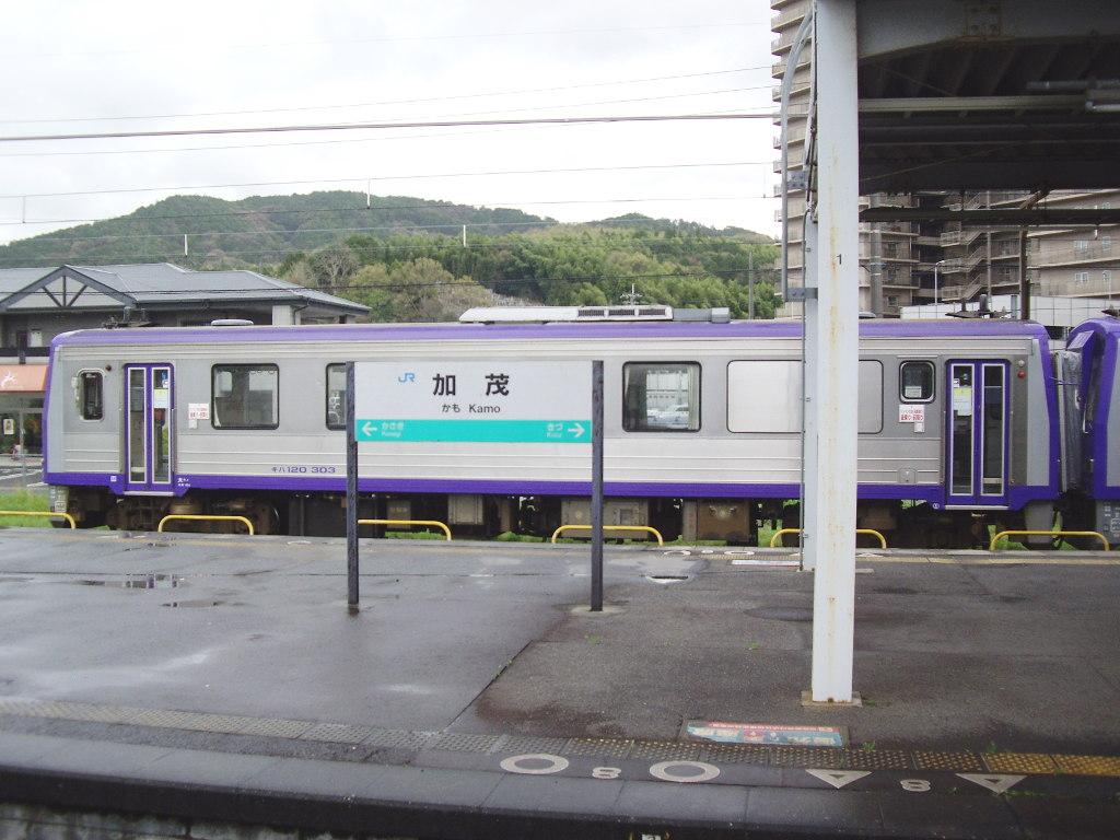 奈良・春の嵐と関西線2013その2-7201