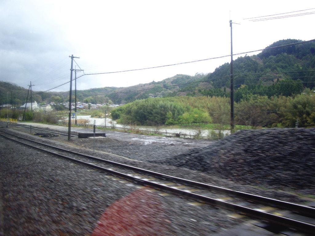 奈良・春の嵐と関西線2013その2-7205
