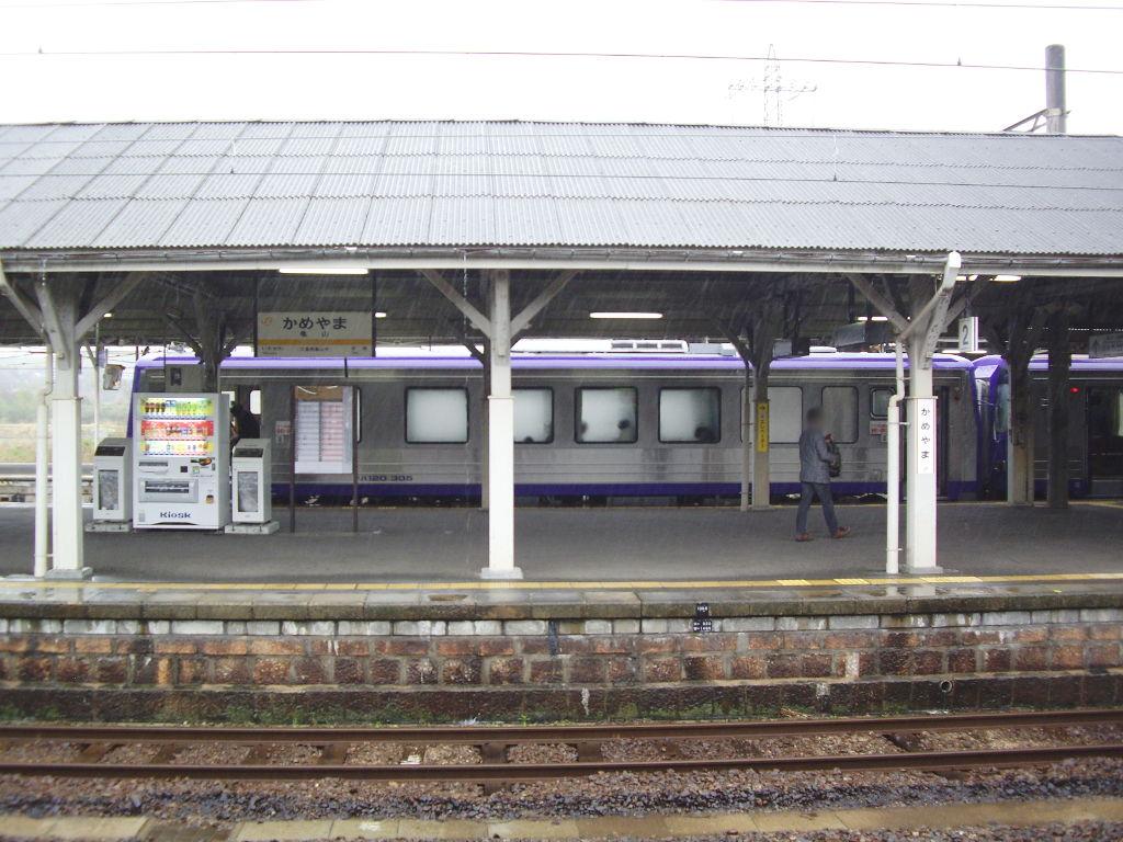 奈良・春の嵐と関西線2013その2-7215
